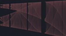 彩色几何抽象渐变背景
