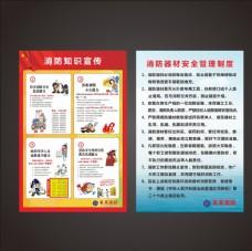 消防知識宣傳