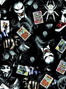 小丑手繪 小丑壁紙 蝙蝠俠 漫