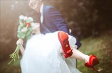 婚纱照背景 爱情