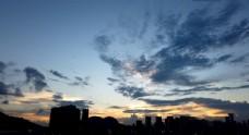深圳日落延時攝影