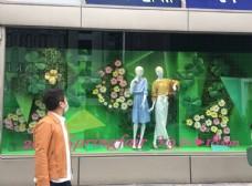 日本实拍橱窗设计参考图