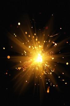 光芒 光效 光斑 星光 光晕