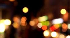 城市夜晚霓虹