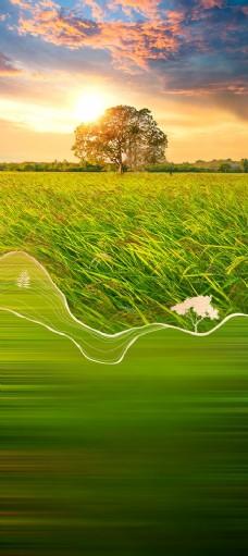 地产 园林 配套 微信稿 单图