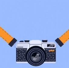 卡通照相機