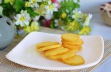 香酥紅薯片
