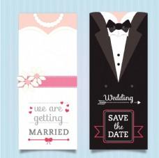 创意婚礼邀请函
