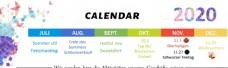 2020国外节日表