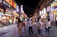 洛阳老城夜景