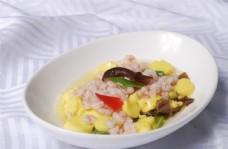 蝦仁燒豆腐