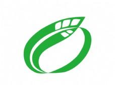 绿色logo设计