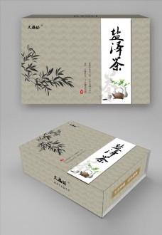 茶叶盒子包装设计