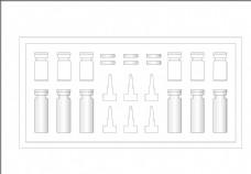 冻干粉 套盒设计 包装设计 护图片