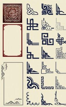 中国风装饰素材