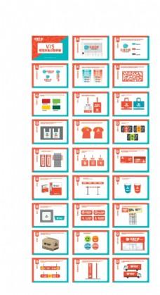 超市VI系统