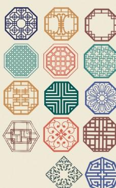 中国风装饰边框素材