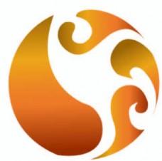 K字形logo设计