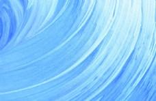 蓝色水彩纹理背景