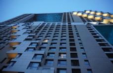 夜景建筑图片