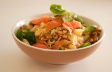 拉面凉面沙拉美食食材背景素材