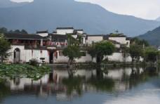 江南水乡小镇建筑风景图片