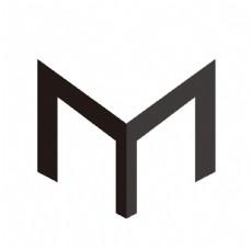 字母logo设计图片