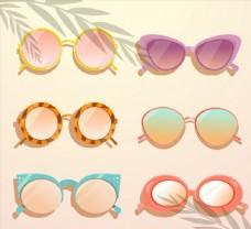 时尚女式太阳镜图片