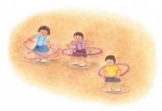 孩子的生活图片