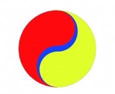 彩色的圆图片