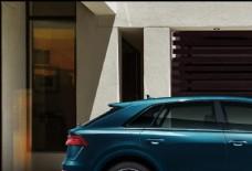 奥迪SUV Q8上市素材图片