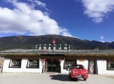 西藏魯朗旅游圖片