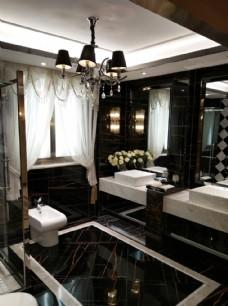 洗手间图片