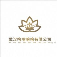 瑜伽健身美容logo设计图片