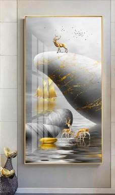 中国风装饰画图片