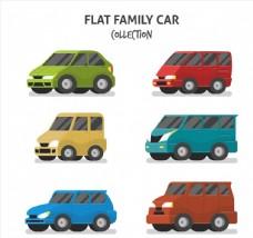 扁平化家用轿车图片