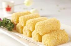 玉米糍薯棒图片