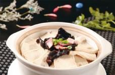 砂锅千页豆腐图片