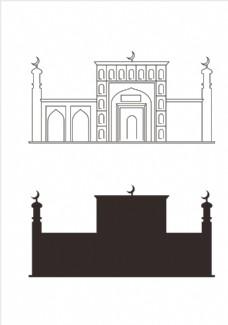 喀什建筑图片