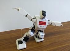 乐聚机器人图片