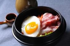 肥牛石锅拌饭图片