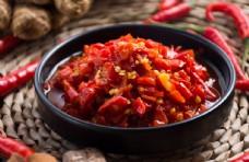 辣椒酱图片