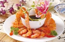 盐水大虾图片