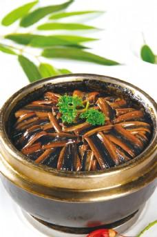 石锅鳝鱼图片