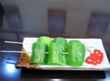 烤青椒图片