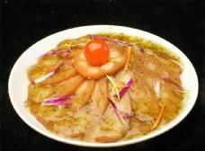桂花糯米藕图片