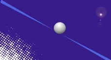 蓝色底图科技星球素材图片