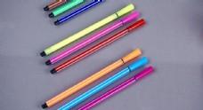 素材彩色笔15秒视频