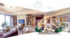 地产 房地产 微信单图 海报图片