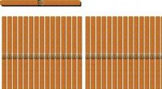 金属皮带松紧带专业排版数码印花图片
